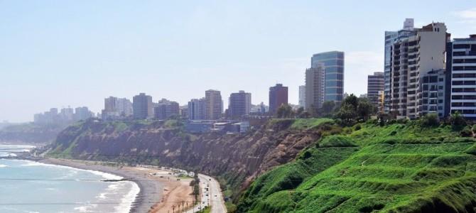 Error Fare: Von Amsterdam nach  Lima, Peru für 312€
