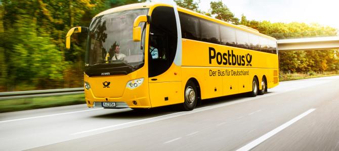 Postbus: Verbindungen für 5€