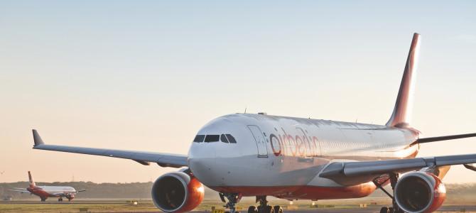 Airberlin: Viele One-Way-Flüge für 49€