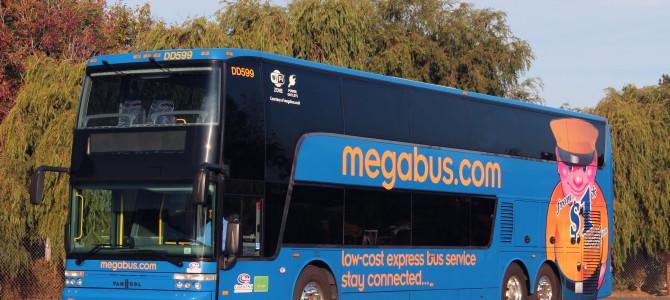 Für 1,50€ von München nach Hamburg mit Megabus