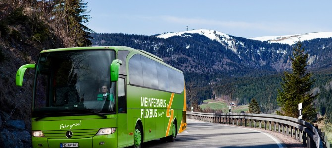 Flixbus Tickets für 9,99€